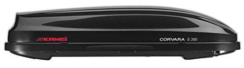 Kamei Dachbox Corvara S 390 schwarz 390 Liter