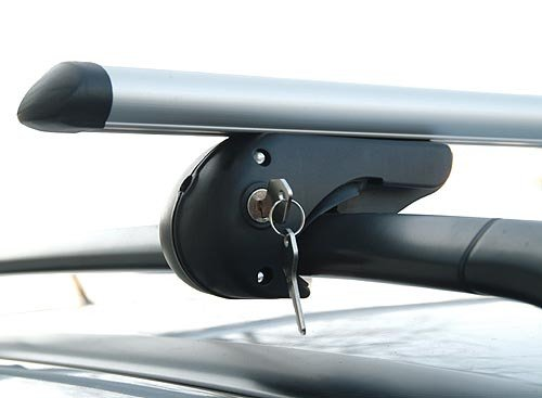 Menabo Brio Alu Dachträger Relingträger 120 cm bis 90 kg