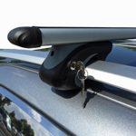 VDP L120 Aluminium Roof Rack Rails